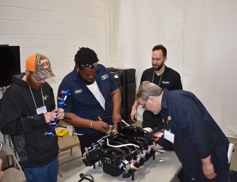 In 2016, ROUSH CleanTech held 79 training sessions, taught at 226 locations and instructed 745 technicians about propane autogas.