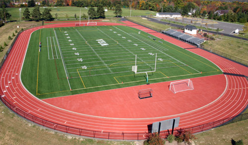 WRA Game Stadium and Longstreth Track