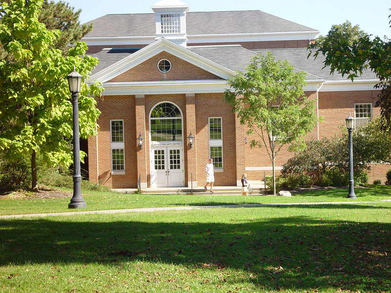 Knight Fine Arts Center