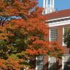 Seymour Hall, an academic building