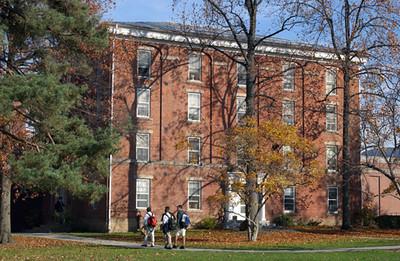 The Athenaeum, a boys' dormitory