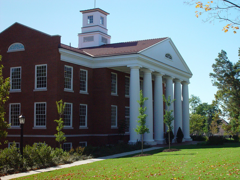 Burton D. Morgan Hall