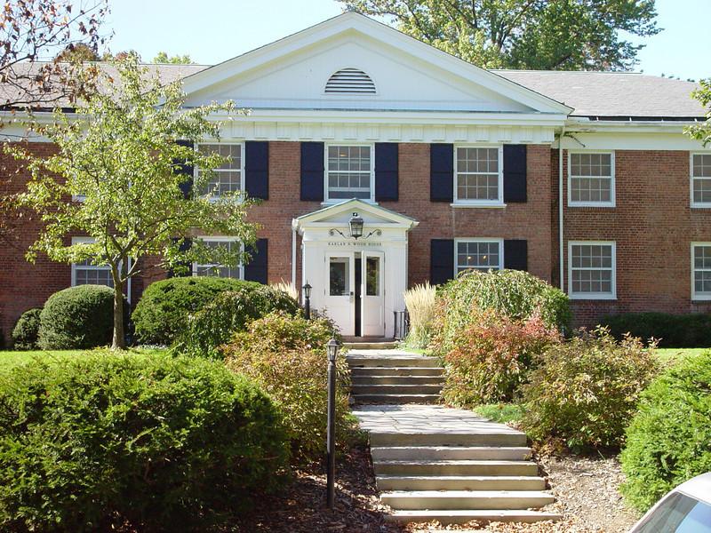 Wood House, a boys' dormitory