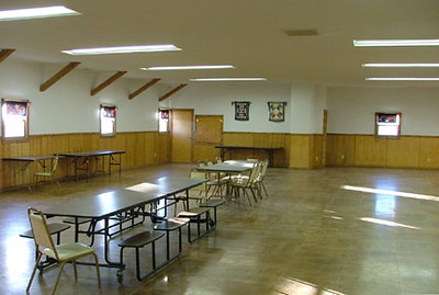 Activity Barn Room