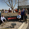 Brandon Rattiner, Denver Metro Area Regional Director for Senator Mark Udall visits UNAVCO. 26 April 2013.<br /> Pictured: Andrea Prantner, Thomas Nylen, Wade Johnson, Linda Rowan, Laura Meyers-Wagner, Jim Normandeau, Mike Fend, Susanna Gross, Christine Puskas, Cassidy Jay, Darren Myers, Carol Deitesfeld, Meghan Miller, Chis Crosby, Brandon Rattiner, Joe Pettit, Glen Mattioli, John Braun