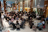 A gala dinner in honor of Richard Eisenberg to recognize his many accomplishments in research, teaching, and mentoring of his colleagues and friends in the Rochester community. The event began at 7pm Saturday night in the Flaum Atrium at the University of Rochester's Medical Center.
