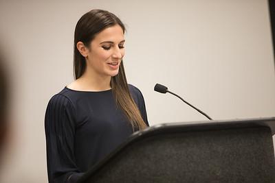 Faculty Endowment Scholarship Awards 2 15 18-46