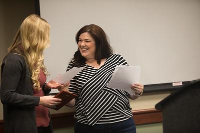 Faculty Endowment Scholarship Awards 2 15 18-50