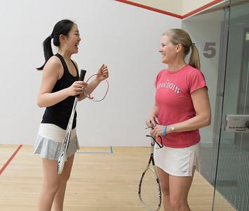 Taft Faculty Friday's Squash v Girls' JV