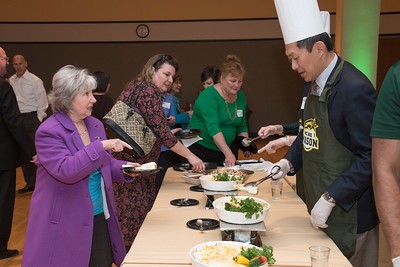 GMU Faster Farther Lunch 2.2.16
