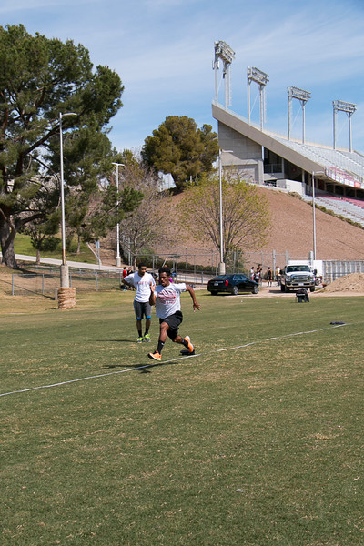 Despite all the construction going on, BC Track and Field athletes are still hard at work.