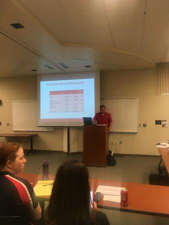 2018: Dual Enrollment Workshop