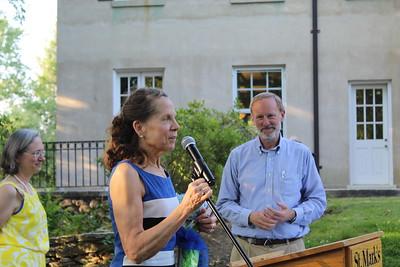 Bob and Denise Meyer Retirement