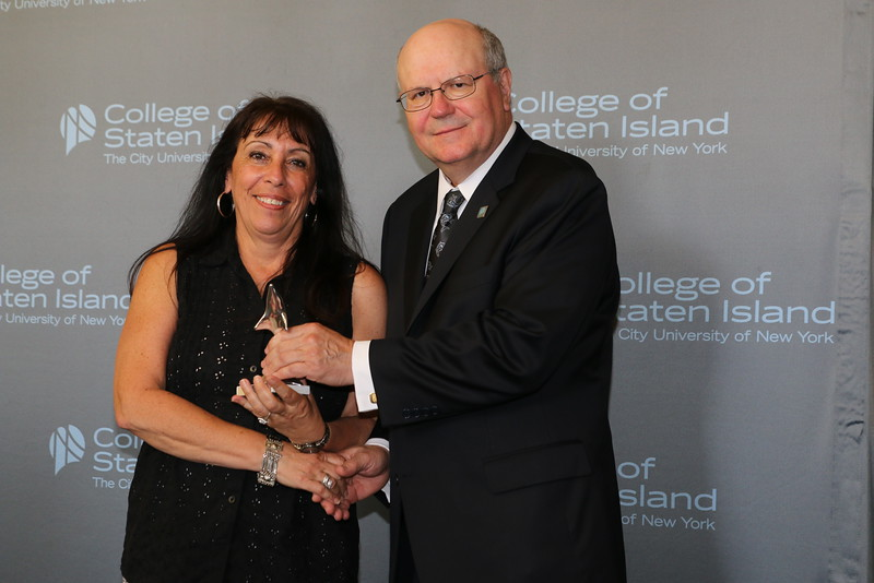 Dolphin Award for Outstanding Teaching by a Member of the Adjunct Faculty: Susan Rocco, Adjunct Faculty in the Department of English