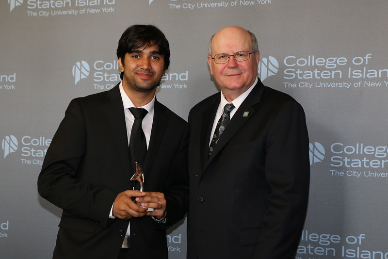 Dolphin Award for Outstanding Service and Contribution to the College by a Currently Enrolled Student: Rana (RJ) Mohammad