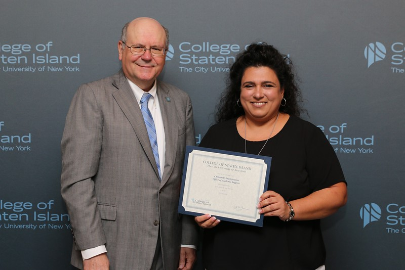 Chrisanthi Anastopoulou - Higher Education Associate - Office of Academic Support