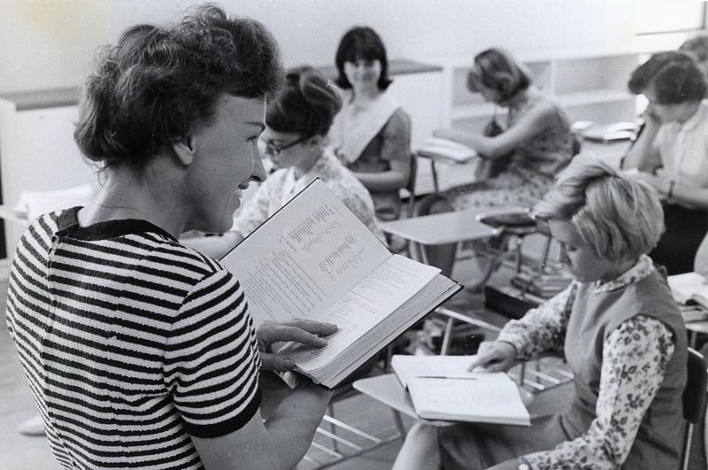 Ilse Hawrysz Teaching, n.d.