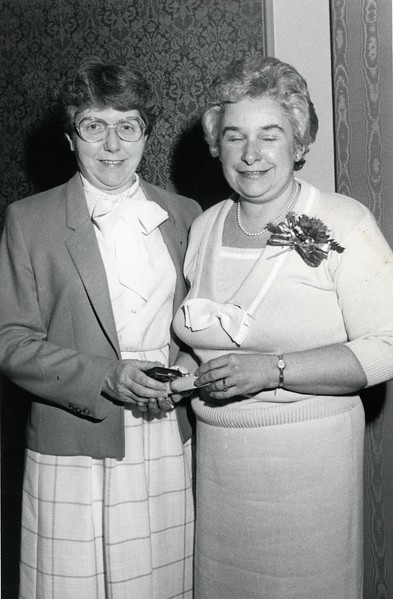 Employee Awards Dinner, 1987