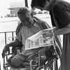 Sister Connie Haughton, Nursing, 1989