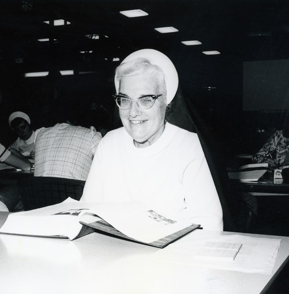 Sister Mary Cecilia Hilferty