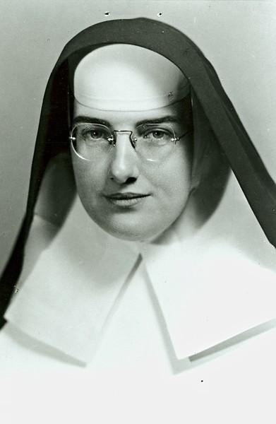 Sister Mary Cecilia