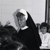 Sister Mary Norbert Clark Teaching, ca 1985