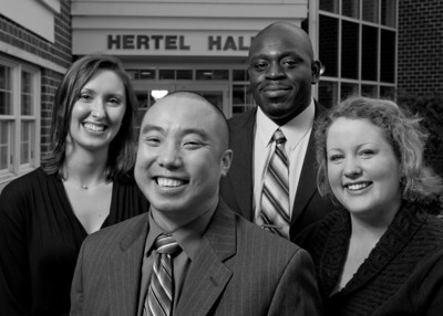 2010 Faculty Portraits From THE BYNE GROUP