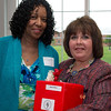 Sandra Countee and Diane Weiss