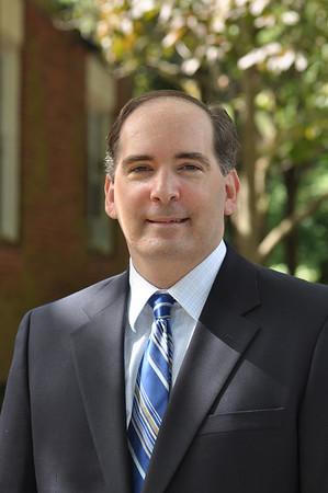 John Burke, VP for Student Development and Dean of Students