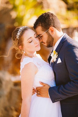 Fady & Alexis Married _ Sunset Portraits  (18)