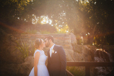 Fady & Alexis Married _ Sunset Portraits  (6)