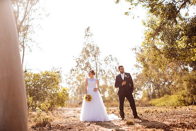 Fady & Alexis Married _ Sunset Portraits  (11)