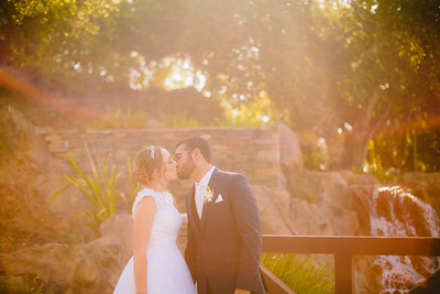 Fady & Alexis Married _ Sunset Portraits  (7)