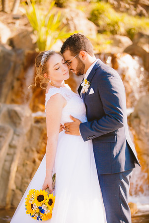 Fady & Alexis Married _ Sunset Portraits  (19)