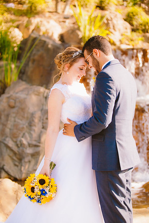Fady & Alexis Married _ Sunset Portraits  (13)