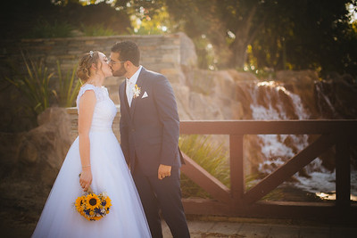 Fady & Alexis Married _ Sunset Portraits  (10)