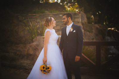 Fady & Alexis Married _ Sunset Portraits  (5)