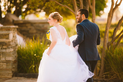Fady & Alexis Married _ Sunset Portraits  (23)