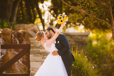 Fady & Alexis Married _ Sunset Portraits  (25)