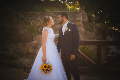Fady & Alexis Married _ Sunset Portraits  (8)