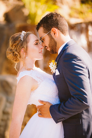 Fady & Alexis Married _ Sunset Portraits  (17)