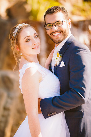 Fady & Alexis Married _ Sunset Portraits  (16)