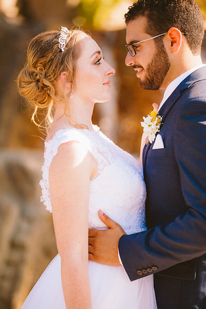 Fady & Alexis Married _ Sunset Portraits  (15)