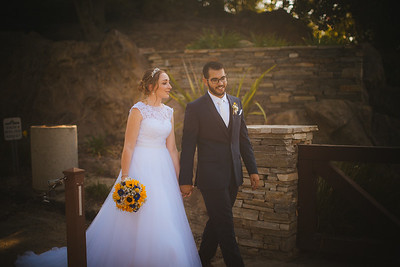 Fady & Alexis Married _ Sunset Portraits  (4)