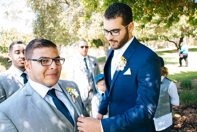 Fady & Alexis Married _ Park Portraits & First Look  (19)