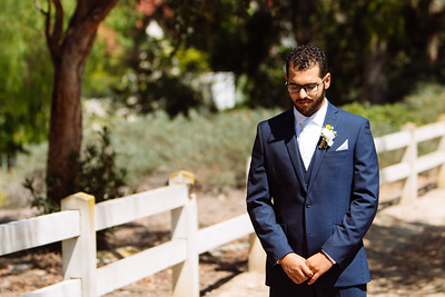Fady & Alexis Married _ Park Portraits & First Look  (62)