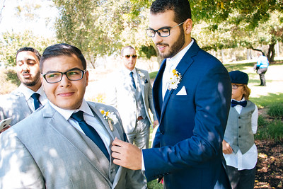 Fady & Alexis Married _ Park Portraits & First Look  (20)