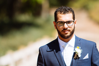 Fady & Alexis Married _ Park Portraits & First Look  (60)