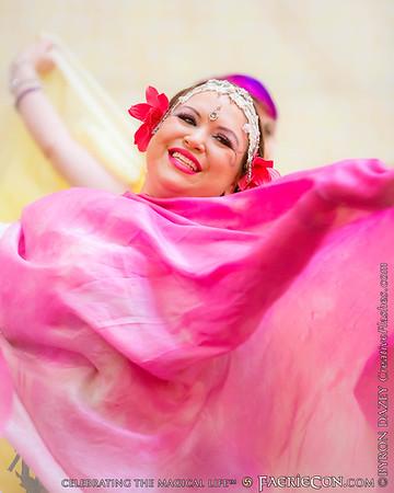 Aubergine Dance