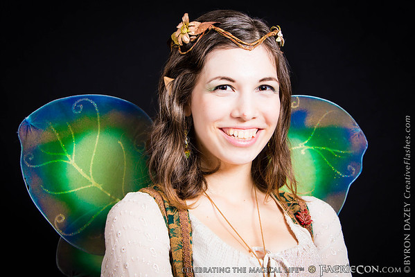 Portraits of the Fae